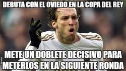 Enlace a Michu a tope con el Oviedo