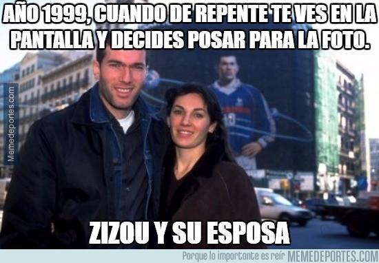 905441 - Las pillerías de Zidane en sus mejores tiempos
