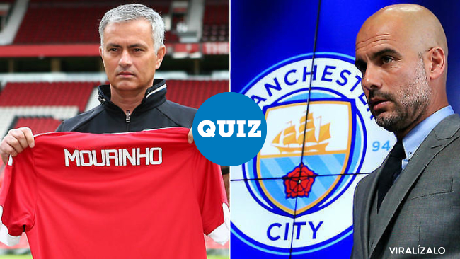 905495 - ¿Cuál sería tu once ideal del derbi de Manchester?