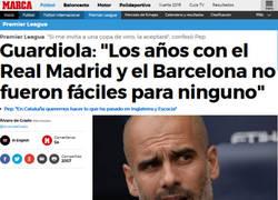 Enlace a Para Guardiola fueron unos años duros estar en el Barcelona...