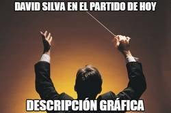 Enlace a Impresionante David Silva