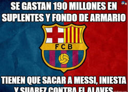 Enlace a Desconcierto total en el Barça