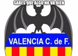Enlace a El Valencia no levanta cabeza...