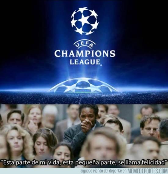 906810 - Cuando recuerdas que mañana vuelve... ¡¡LA UEFA CHAMPIONS LEAGUE!!
