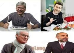 Enlace a Mourinho probará la Naranja Champions League