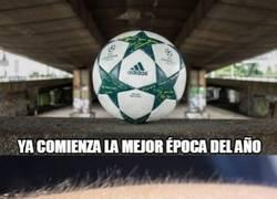 Enlace a ¡Llegó la Champions League 2016-17!