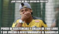 Enlace a Neymar vuelve a ser el mismo