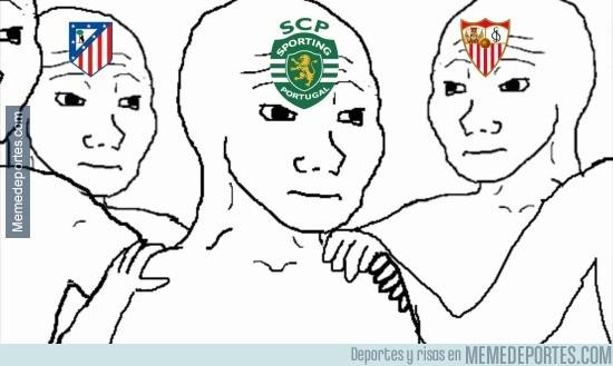 907717 - El Sporting de Lisboa se une al club
