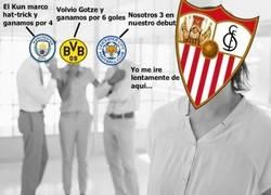 Enlace a El tema de ayer en el que el Sevilla no puede unirse