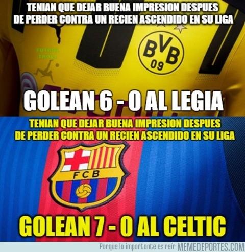 907951 - El Borussia y el Barça tienen cosas en común