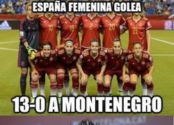 Enlace a ¿Qué opina Xavi sobre la goleada de la selección femenina?