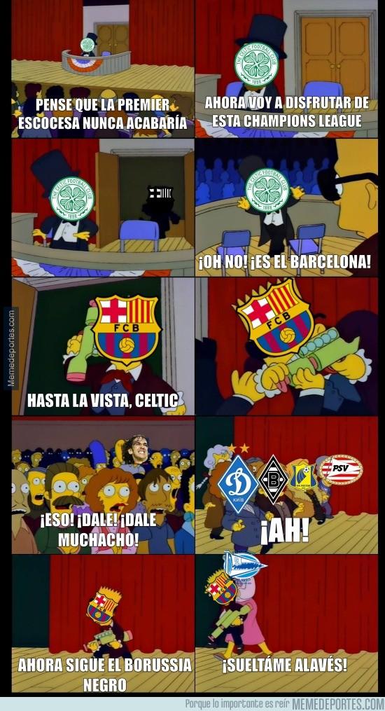 908168 - El Barcelona después de la primera jornada de Champions