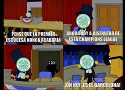 Enlace a El Barcelona después de la primera jornada de Champions
