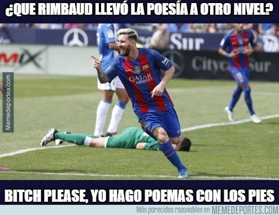 908532 - Messi, el poeta de la zurda