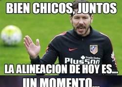 Enlace a ¡Douglas titular ante el Atlético!