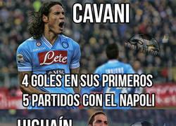 Enlace a ¿Será Milik otro de los grandes delanteros del Napoli?