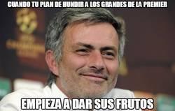 Enlace a Genial Mourinho