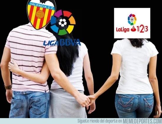 909345 - Situación sentimental actual del Valencia CF