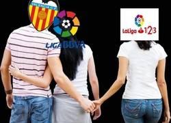 Enlace a Situación sentimental actual del Valencia CF