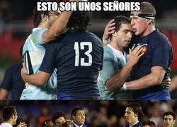 Enlace a Rugby vs Fútbol