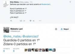 Enlace a Kike Mateu queda retratado él solito en twitter
