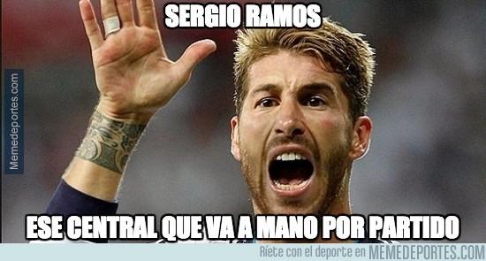 909980 - Liada de Ramos y penalti para el Villarreal