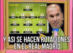 Enlace a Ancelotti se entera que puede hacer rotaciones
