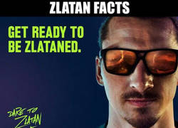 Enlace a Zlatan Facts. Simplemente