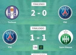 Enlace a Emery se está cargando al PSG en la Ligue 1