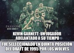 Enlace a Pequeño homenaje a Kevin Garnett