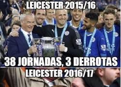 Enlace a Gran diferencias entre los dos Leicester