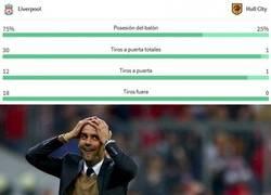 Enlace a Guardiola al ver el Liverpool de Klopp