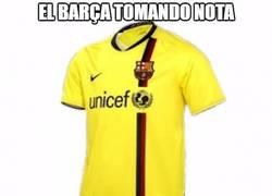 Enlace a El amarillo se le da mal al Real Madrid
