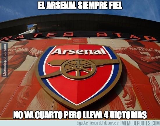 911275 - Arsenal, siempre fiel