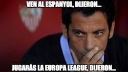 Enlace a Ven al Espanyol, dijeron...