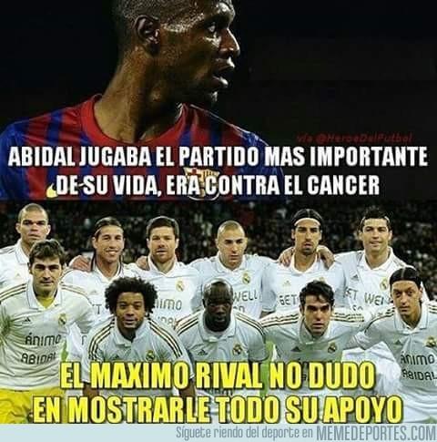 911542 - Insólito lo que hizo el Real Madrid por Abidal