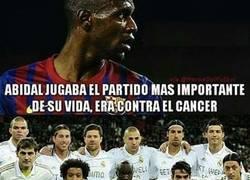 Enlace a Insólito lo que hizo el Real Madrid por Abidal