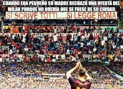 Enlace a ETERNO TOTTI