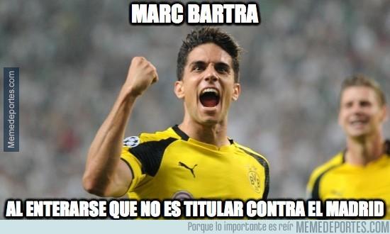 911670 - Marc Bartra está de enhorabuena
