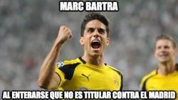 Enlace a Marc Bartra está de enhorabuena