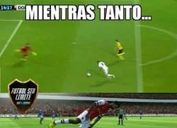 Enlace a Resumen del partido de Benzema