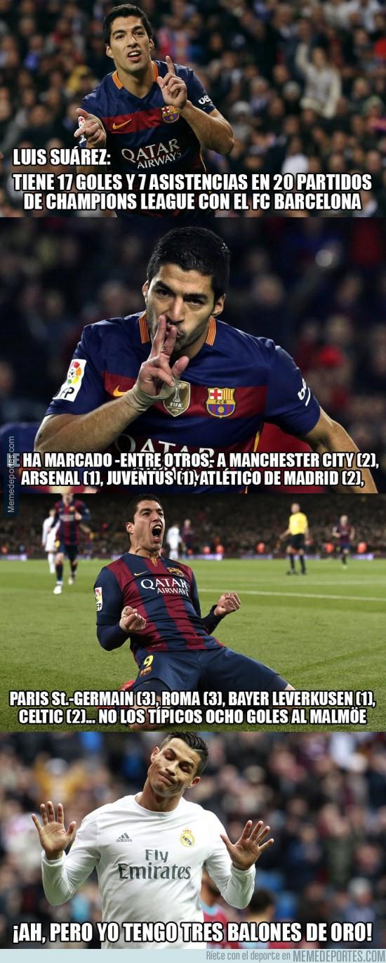 911997 - El cara a cara de dos cracks de la liga española se decanta hacia un lado