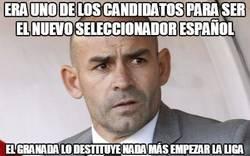 Enlace a Paco Jémez destituido