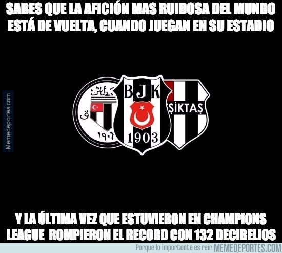 912086 - El Beşiktaş ha vuelto para liarla otra vez, ¡grandes!