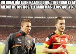 Enlace a Las palabras que dedicó Eden Hazard a su hermano Thorgan