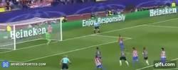 Enlace a El penalty fallado por Griezmann. No se le da