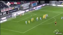 Enlace a GIF: Genial estrategia para ganar el partido en el último minuto