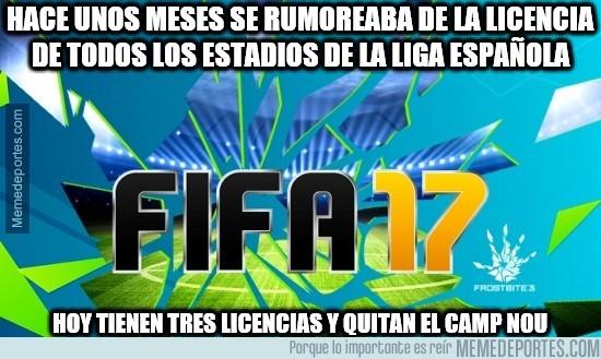912433 - Decepción en FIFA17