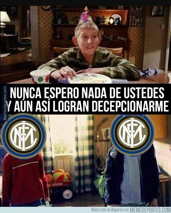 912467 - El Inter siendo humillado en Europa League, otra vez...