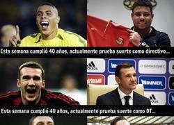 Enlace a Esta comparación de leyendas deja a Totti en muy buen lugar
